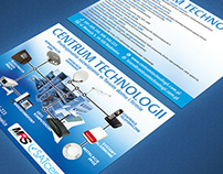 Centrum Technologii (flyers)