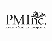Paramore Ministries Incorporated Stationary & logo