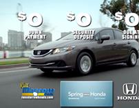 Russ Darrow Car Dealership Commercials