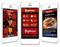 Roadhuse app mobile
