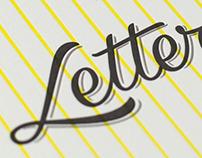 Letterpress!