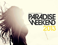 Website - Paradise Weekend 2013