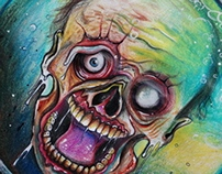 TARMAN-the return of  the living dead (COLORES)
