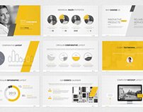 Design district on behance powerpoint template toneelgroepblik Images