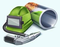 Novastory icons