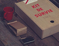 Agency Survival Kits / Kit de survie