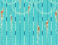 Rui Ricardo - Olympic 2012 Posters