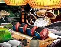 Sushi & Sushi reverse