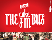 THE COKE FM BUS