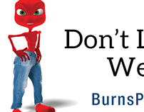 Burns Pest Control 2014 OOH Branding Campaign