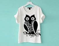 Owlie clothing