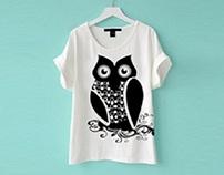 Owlie clothing