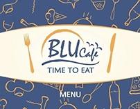 BLU Cafe MENU
