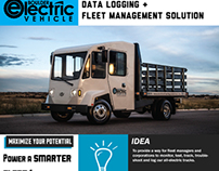 Fleet Management Solution Flyer