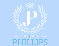 Mr. & Mrs. Phillips: Wedding Photography