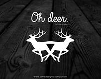 Oh Deer - Clothing Line