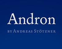 Typeface Andron
