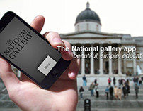 National Gallery app concept