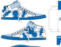 Charity sneakers