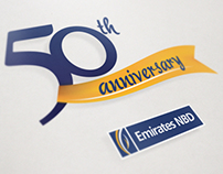 Emirates NBD 50th Anniversary