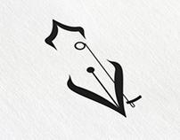 Traditional Pens logo concept