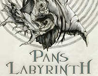 Pan's Labyrinth Poster Illustration