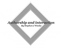Authorship and interaction