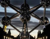 [HDRi] Atomium (Bruxelles)