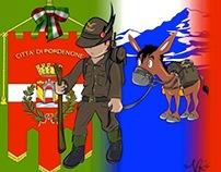 87 ADUNATA NAZIONALE ALPINI PORDENONE 2014