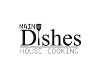 Main Dishes - House cooking | Logo
