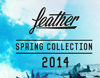 Feather Brand Spring Collection