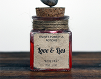 Sylvia's Powerful Potions (Pandora's Box)