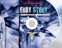 DVD S.S. Lazio Derby Story