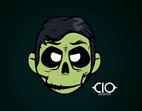 Cartooned Zombie