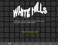 White Hills app