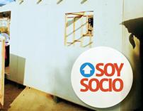 SOY SOCIO TECHO