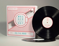 Washed Out - Double Vinyl Packaging