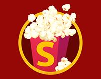 Sinemalar.com App Redesign