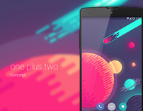 One Plus Two Device Concept