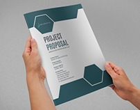 Company Proposal Brochure Template Vol.3