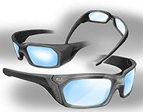 Buell Cycling Glasses