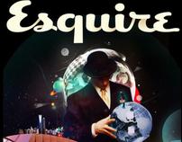 Esquire Magazine Illustration May 2010