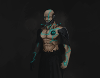 Subtera - Characters Concept