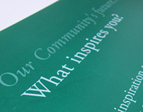 Book Design: The Community Foundation Annual Report