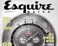 Esquire Magazine Illustration June 2010