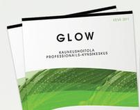 Glow // Brochure Design 2011