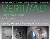 VETRI//ALT: Alternative Glass Promotional Materials