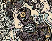"""Strange Creatures - Secret 7"""" 2014"""