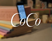 CoCo. Chopping Boards & App