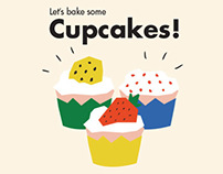 Let's bake some cupcakes!